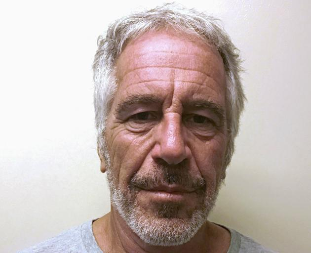 Jeffrey Epstein was found dead in a New York cell earlier this year. Photo:  NY State Division of...