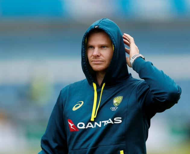 Steve Smith has two weeks to recover and prepare for the fourth test in Manchester. Photo: Action...