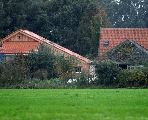 The siblings were found at a farm near Ruinerwold, a village in the northern province of Drenthe....