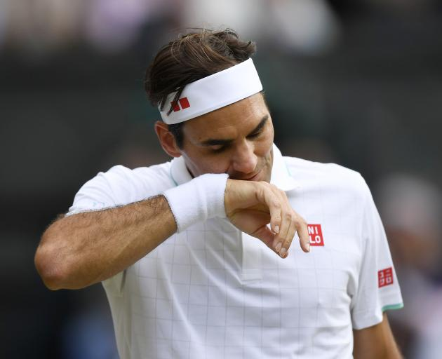 """Roger Federer: """"You put everything on the line, and when it's all over you could just go sleep..."""