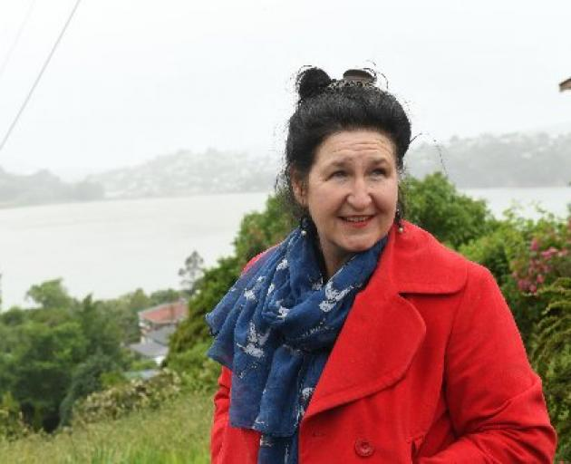 "Jacque Ruston: ""It is vital that we protect the historic buildings in Port Chalmers"". Photo:..."
