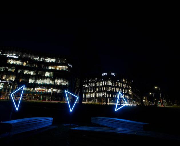Tirama Mai involves a series of innovative lighting installations, projections, and illuminated...