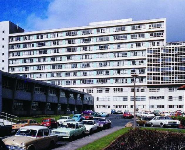 National Women's Hospital in Auckland circa the mid-1970s. Photo: supplied