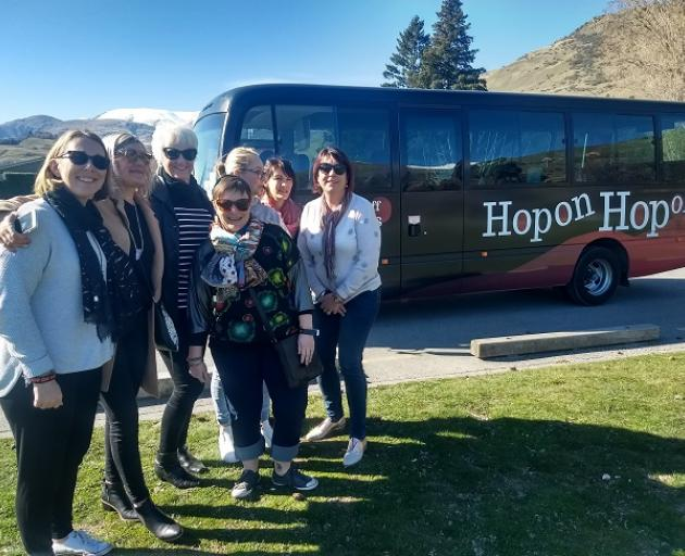 Hop on Hop off Wine Tours is based in Marlborough.