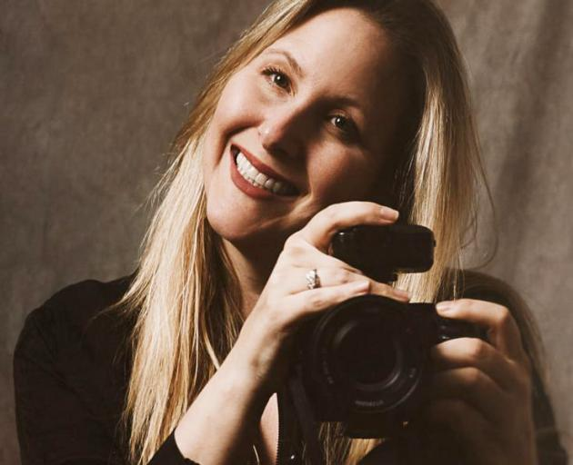 Photographer Rachel Jordan was injured in the helicopter crash. Photo: Givealittle