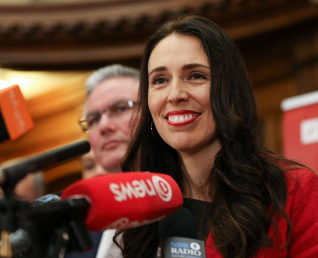 New Labour leader Jacinda Ardern. Photo: Getty Images