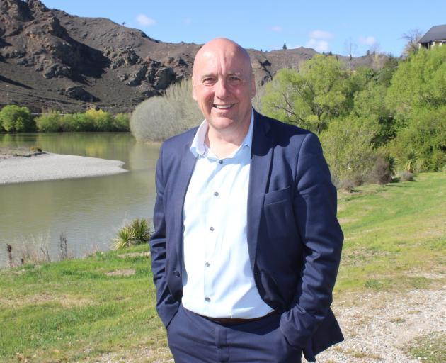 "Tim Cadogan: ""Otago Polytechnic's Central campus has been doing it smart for a long time,..."