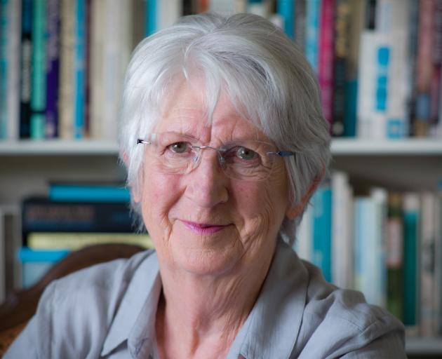 Dame Fiona Kidman. Photo: NZ Herald