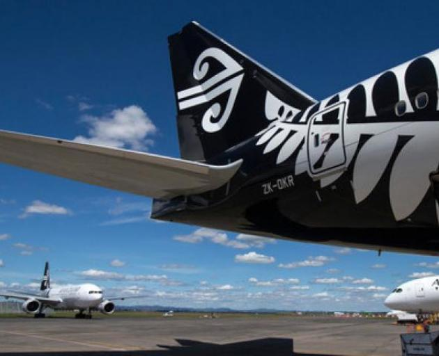 Air New Zealand says it's working on contingency plans to keep flights moving. Photo: ODT files