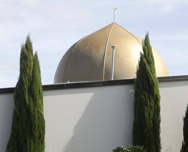 The Al Noor mosque was one of two targetted by a gunman on March 15. Photo: ODT files