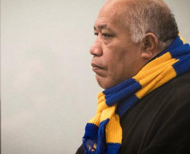 Alosio Taimo was on trial in the High Court at Auckland since August. Photo: NZ Herald