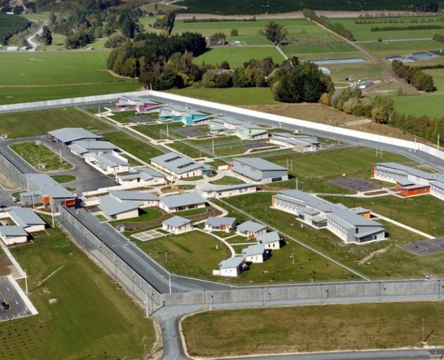 Otago Correctional Facility. Photo: ODT files