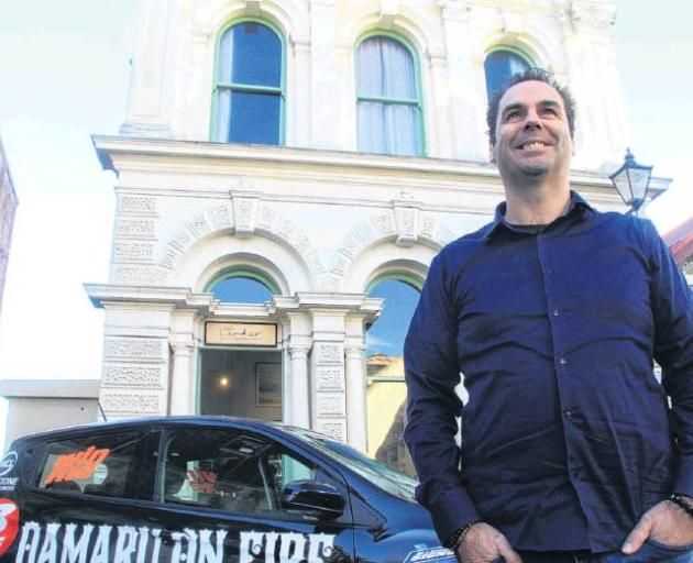 Despite being pilloried by some on social media, Oamaru On Fire organiser Anton Roswell is...