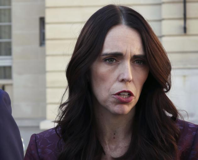 Jacinda Ardern said  there was no question in her mind that New Zealand's gun legislation had to...