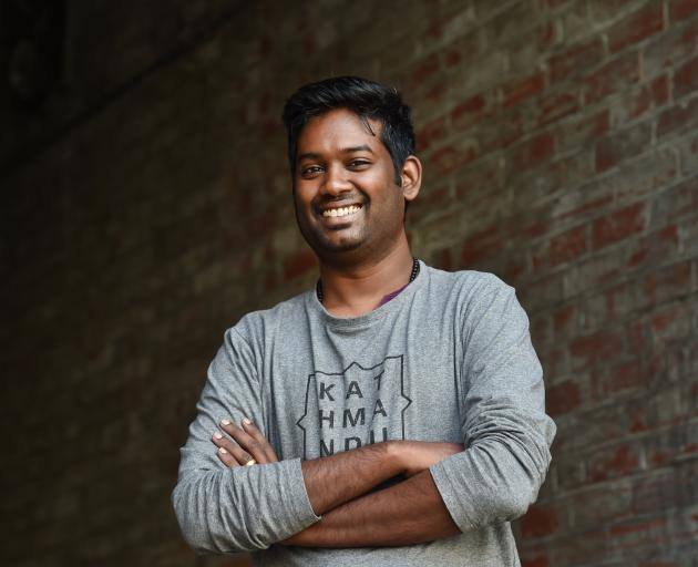Midhun Shankar is looking forward to building a relationship and a marriage with his wife when...