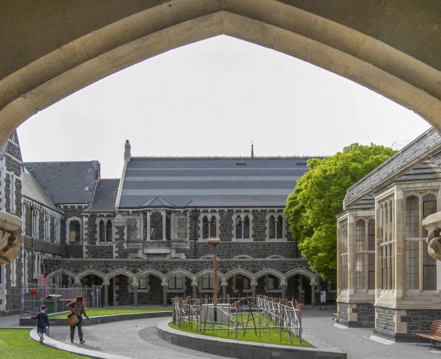 The Arts Centre. Photo: Supplied
