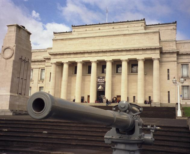 Auckland War Memorial Museum. Photo: Wikimedia Commons