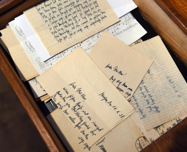 It wasn't until 2005 that Heinke Sommer-Matheson discovered the hundreds of letters her mother...