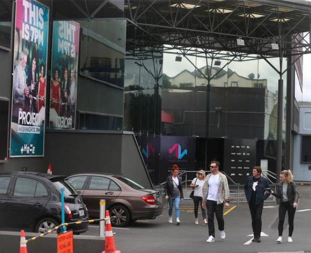 The MediaWorks' Flowers St building in Auckland's Eden Terrace will also be for sale. Photo: NZ...