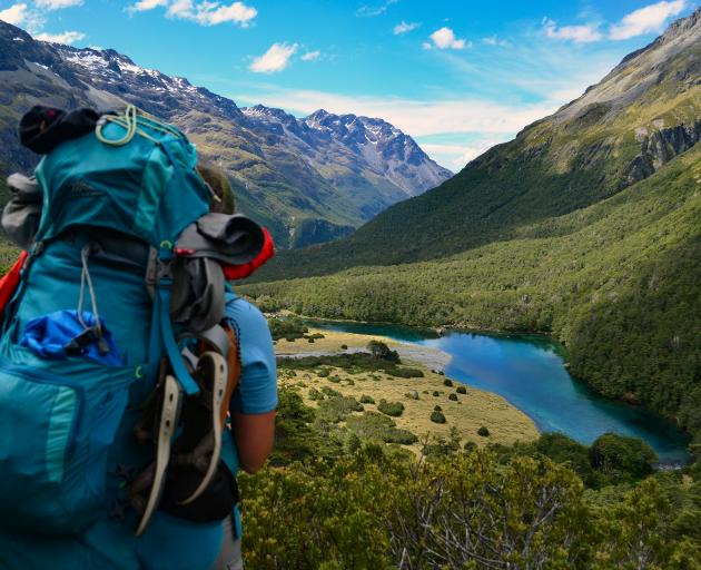 backpacker getty images