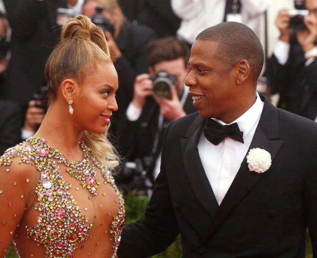 Tidal Music is partly owned by Jay Z and Beyonce. Photo: Reuters