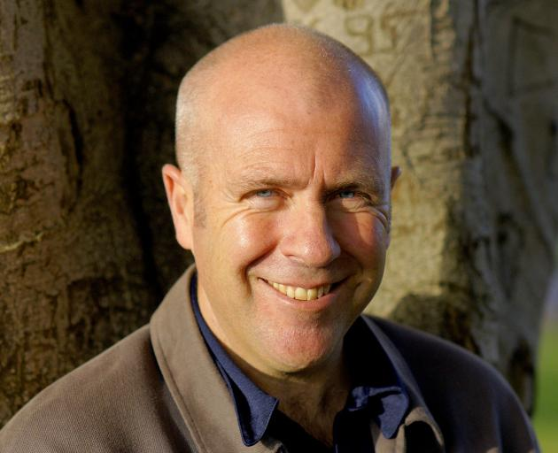 Australian author Richard Flanagan. Photo: supplied