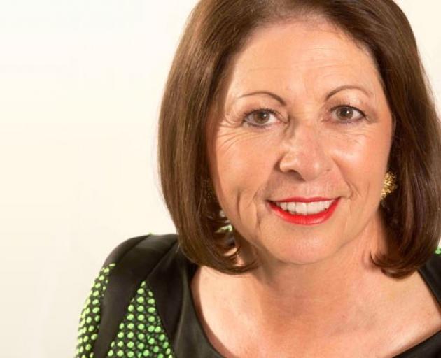 Michelle Boag. Photo: NZ Herald