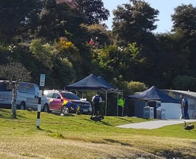 Investigations are underway after two bodies were discovered on the shore of Lake Taupō this...