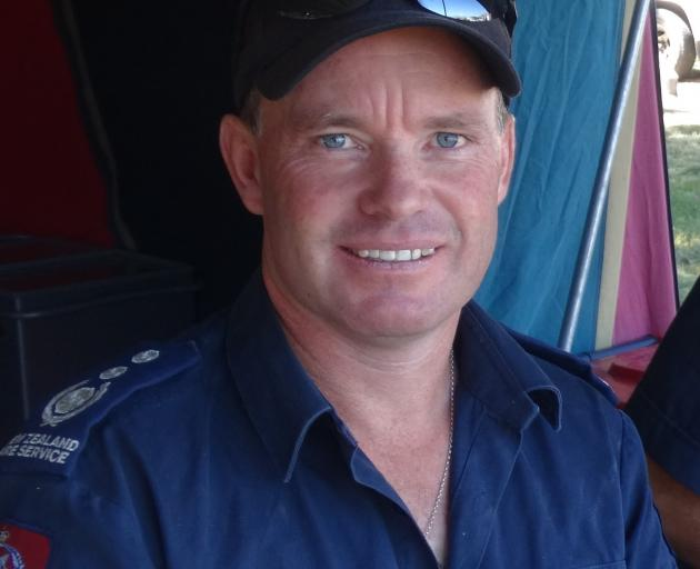 Lake Hawea chief fire officer Brent Arthur says many people are living in self-isolation in the...