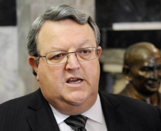 Gerry Brownlee becomes shadow leader of the House. Photo: ODT files