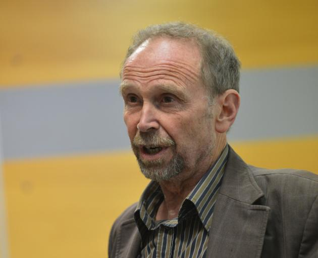 Professor Tom Brooking. Photo: ODT files