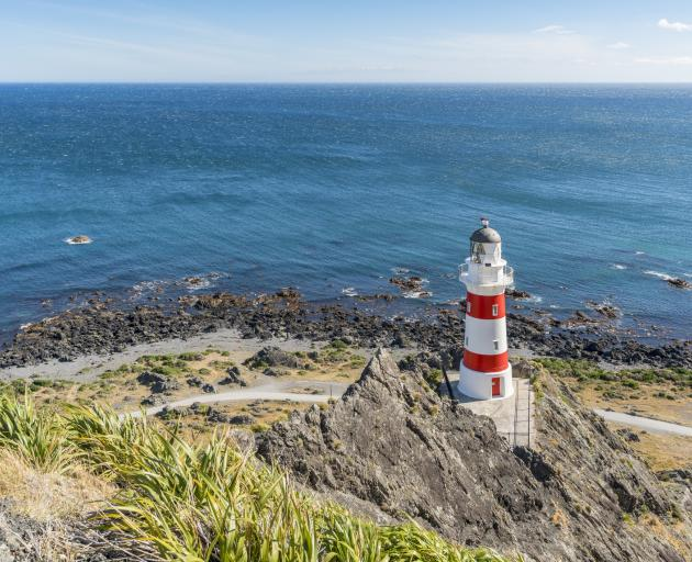 Cape Palliser lighthouse. Photo: Getty Images