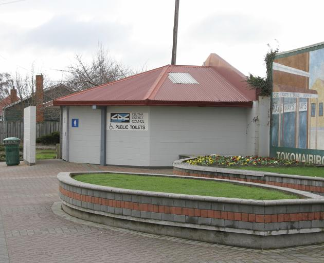 Milton's Stewart Reserve public toilets  in  the middle of the town will be  replaced with a '...