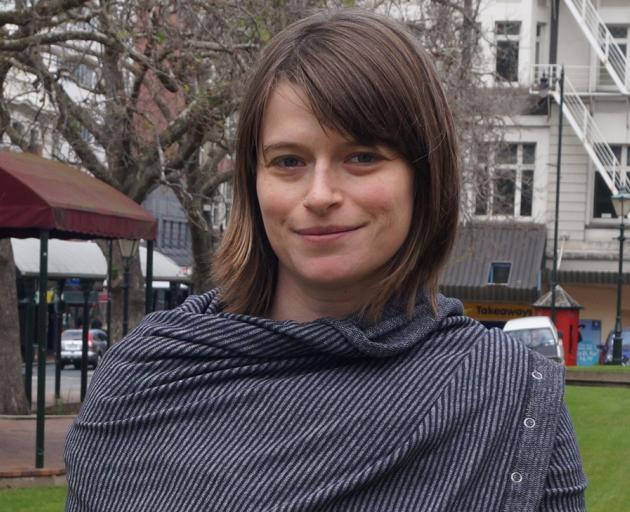 Jordana Whyte. Photo: ODT files