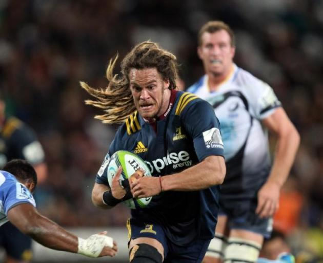 Dan Pryor has played just one game for the Highlanders this year and is unlikely to return next...