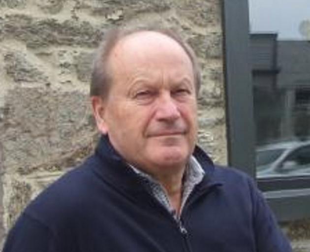 Central Otago Heritage Trust chairman David Ritchie. Photo: ODT files