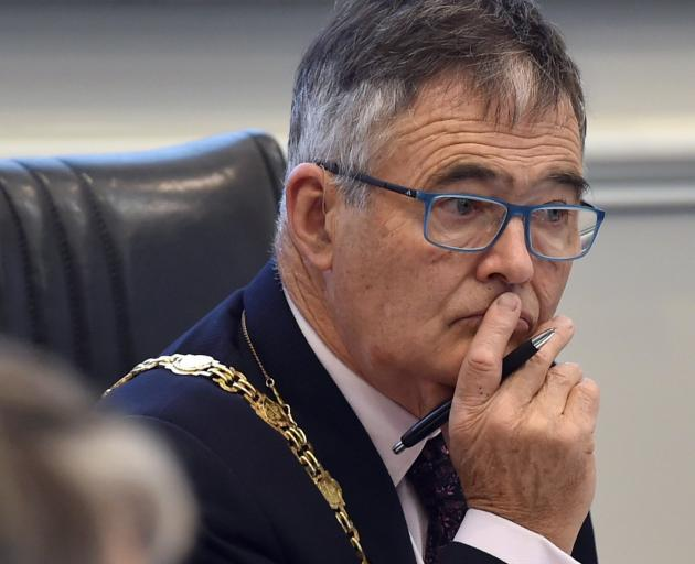 Mayor Dave Cull. Photo: ODT files