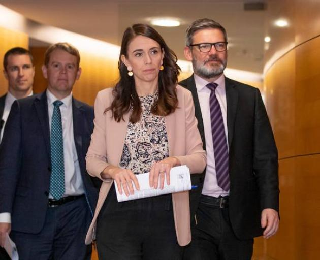 New Zealands Jacinda sacks minister over office affair