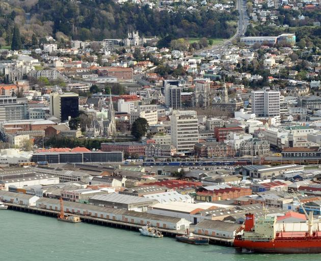 Dunedin's population exceeded 130,000 for the first time. Photo: ODT files