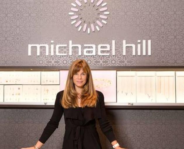 Emma Hill, chairwoman of Michael Hill International. Photo: supplied