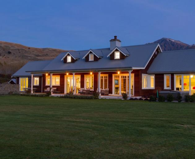 It is expected the NZ Green Building Council Homestar rating  for the house – currently being...