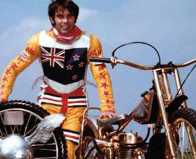 Ivan Mauger was a six-time world champion.