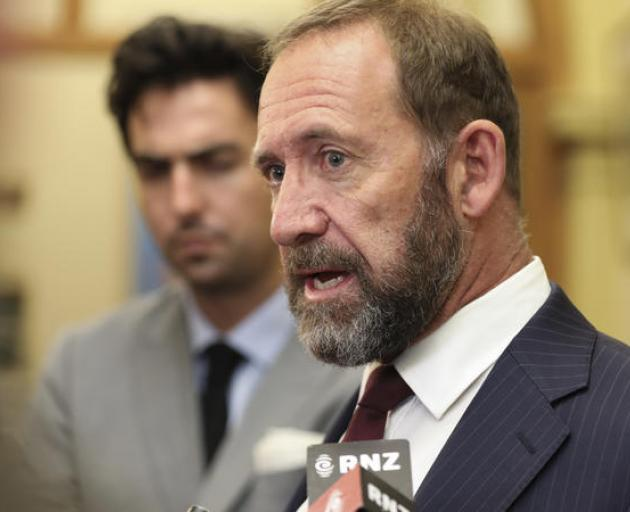 Andrew Little says National will have to live with whatever decisions are made. Photo: RNZ