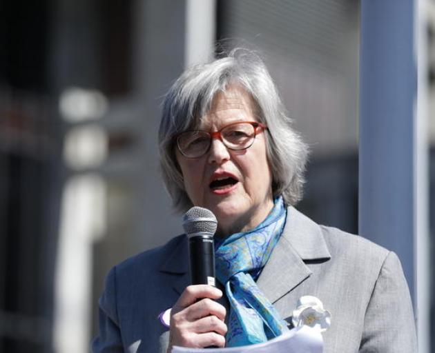 Conservation Minister Eugenie Sage. Photo: RNZ