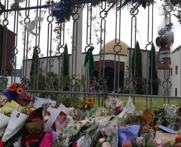 The Al Noor mosque was one of two attacked on March 15. Photo: RNZ