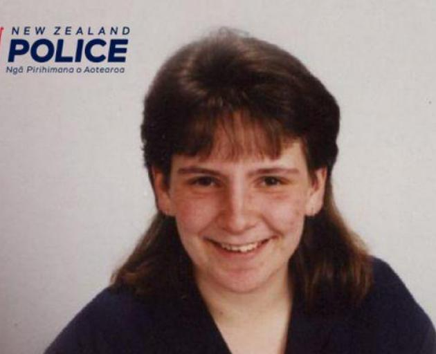 Angela Blackmoore was found murdered in her Christchurch home in 1995. Photo: NZ Police