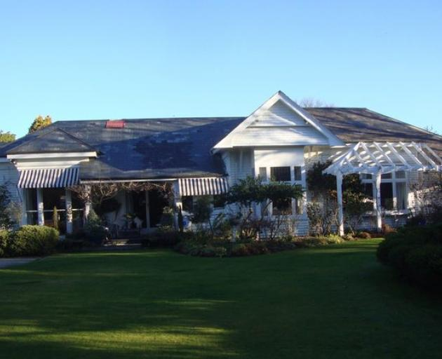 The Ilam villa was the base for Kate Sheppard's campaign that saw New Zealand become the first...