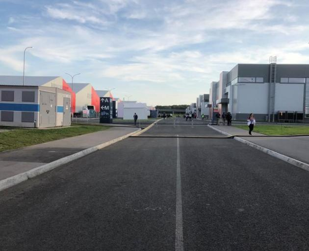 WorldSkills 2019 is held in a purpose built village in Kazan, Russia Photo: Bryan Smith / supplied