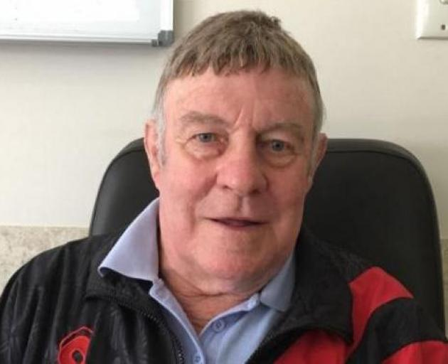 Mike McClennan, who has dementia, was last seen walking north on the Hibiscus Coast Highway....