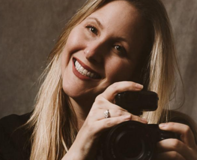 Wedding photographer Rachel Jordan was one of the four people injured in a helicopter crash in...